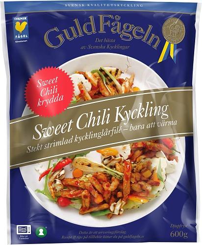 Sweet Chili Kyckling 600 g