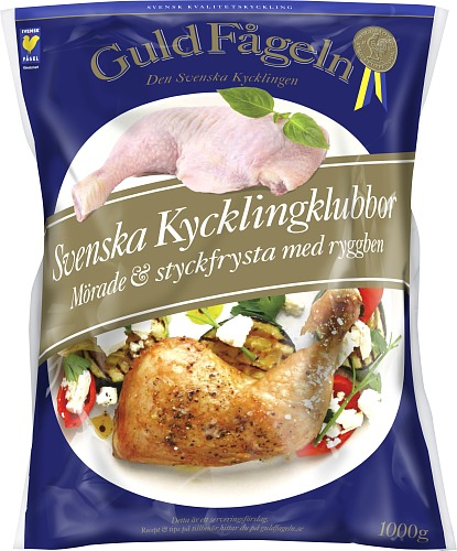 Kycklingklubbor 1 kg