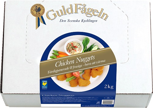 Chicken Nuggets 2 kg