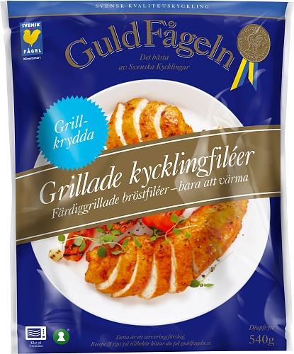 Grillad Kycklingfilé Grillkryddad 540 g