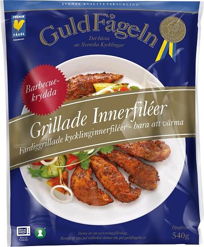 Grillad Innerfilé BBQ 540 g