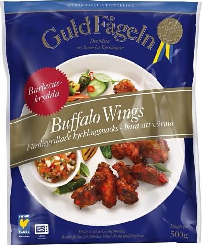 Buffalo Wings BBQ 500 g